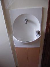 手洗い場フォーム-施工後-