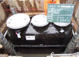 合併処理浄化槽工事・水回りリフォーム工事後のアフターサポート(清掃・保守点検)のご案内。