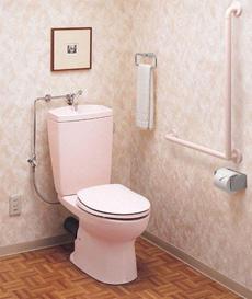 トイレ水洗化工事