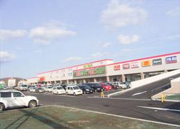 複合型ショッピングモールMORUE中島新築工事